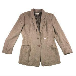Vintage Giorgio Armani slim fit blazer jacket